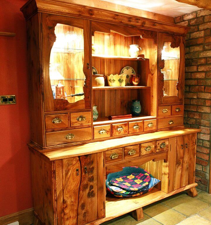 Elm Dresser - Dovetail Scotland