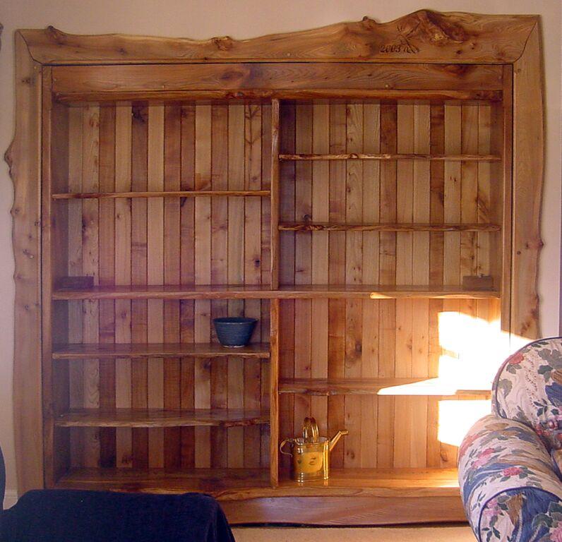 Revolving bookcase - Dovetail Scotland